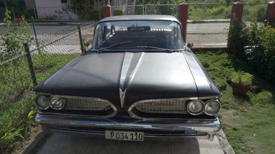 📢 Vendo auto Pontiac 1959 todo original