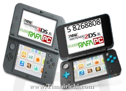 📢 JUEGOS DE NINTENDO 3DS A SOLO 15 MN  ARROYO NARANJO